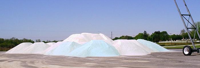 Central Salt Locations